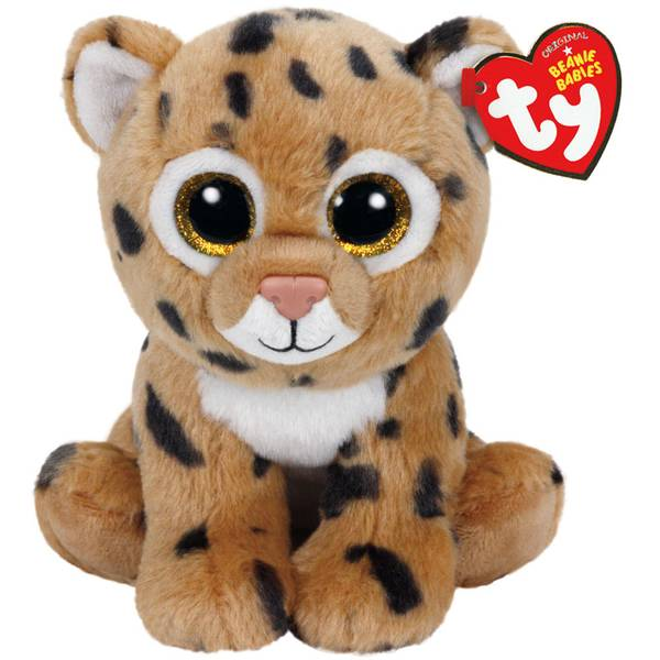 c913eef053a 008421421206 UPC - Ty Classic Freckles The Leopard Plush