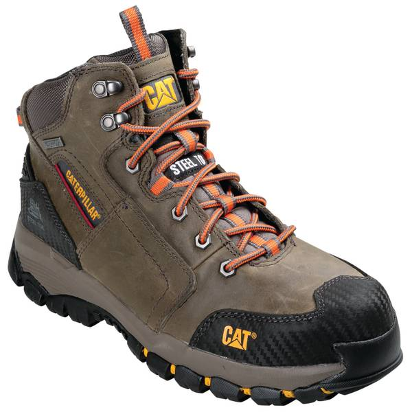 Men's Navigator Waterpoof Steel Toe Boot