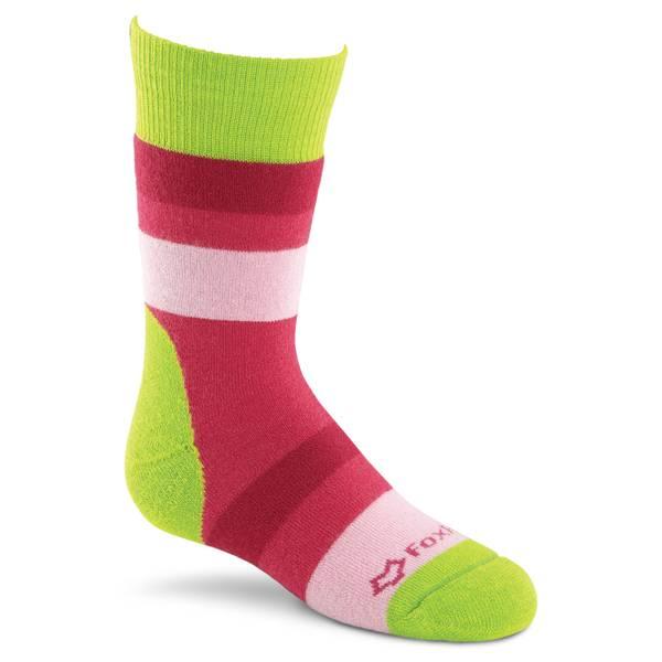 Girls' Arctic Stripe Socks