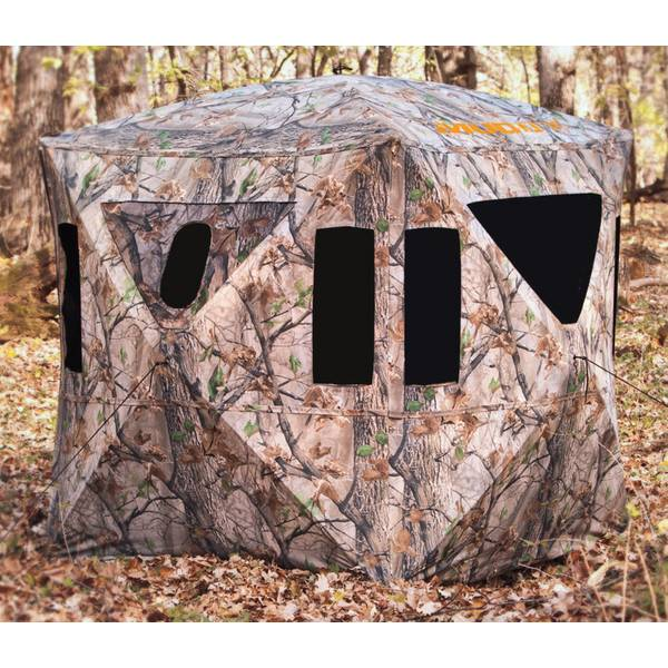 Muddy Epic Camo Redemption Ground Blind