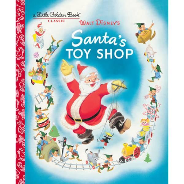 Santa's Toy Shop Disney