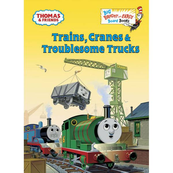 Trains, Cranes & Troublesome Trucks Thomas & Friends