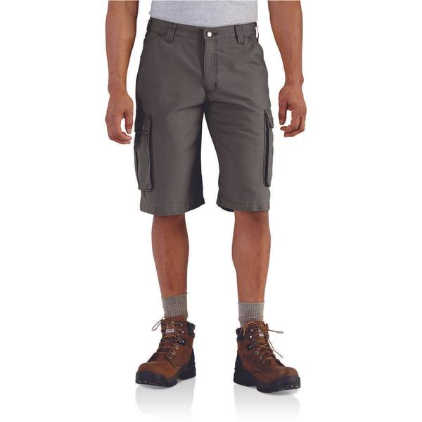 Men's Rugged Cargo Donely Work Shorts