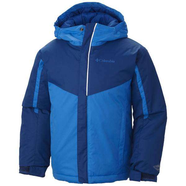 Boy's Marine Blue Stun Run Jacket