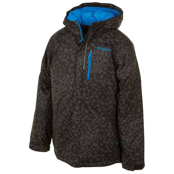 Boy's Hyper Blue Lightning Lift Jacket
