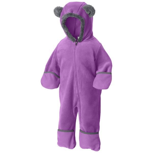 Baby's Foxglove Tiny Bear II Bunting