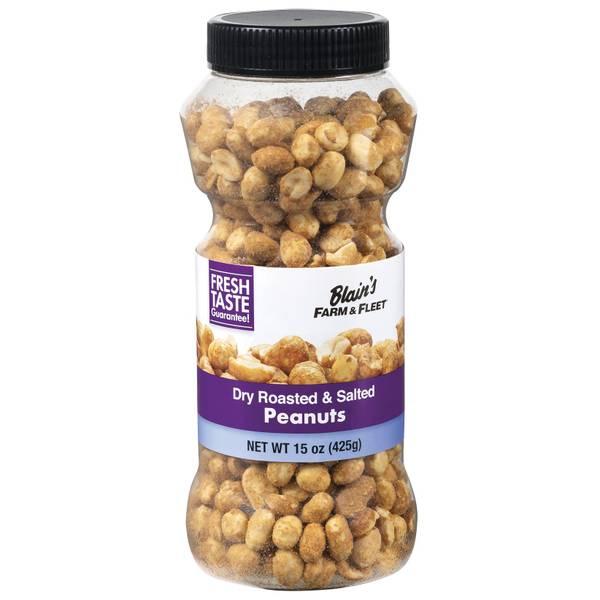 Salted Dry Roast Peanut Jar