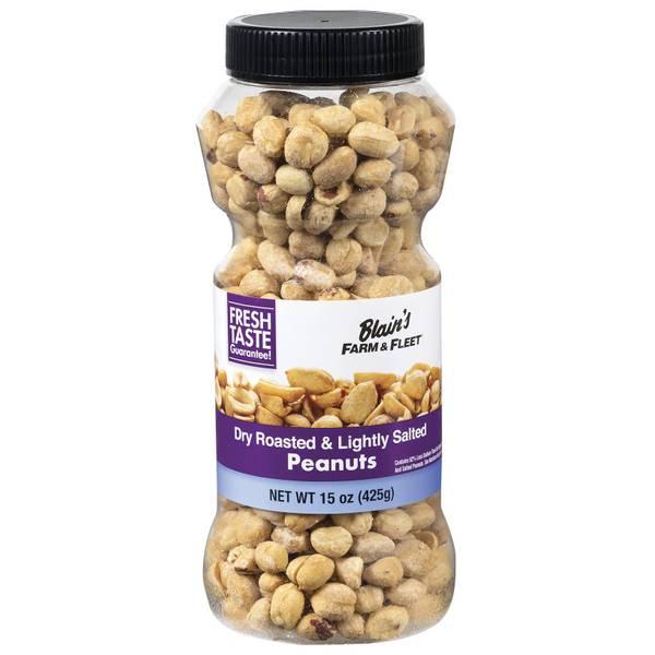 Light Salted Dry Roast Peanut Jar