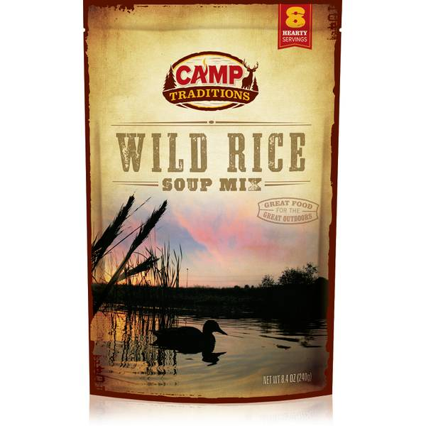 Wild Rice Soup Mix