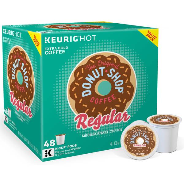 Regular Medium Roast K-Cups