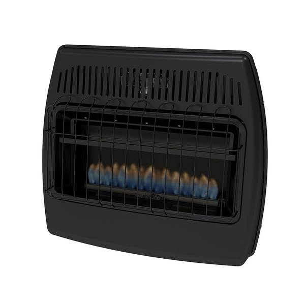 Dyna Glo Blue Flame Vent Free Dual Fuel Wall Mount Garage