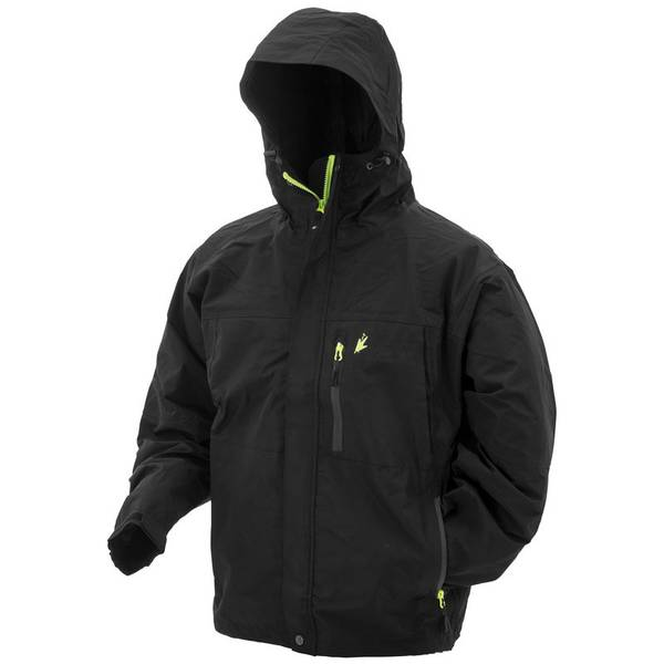 Men's  & Lime Toad Rage II Jacket