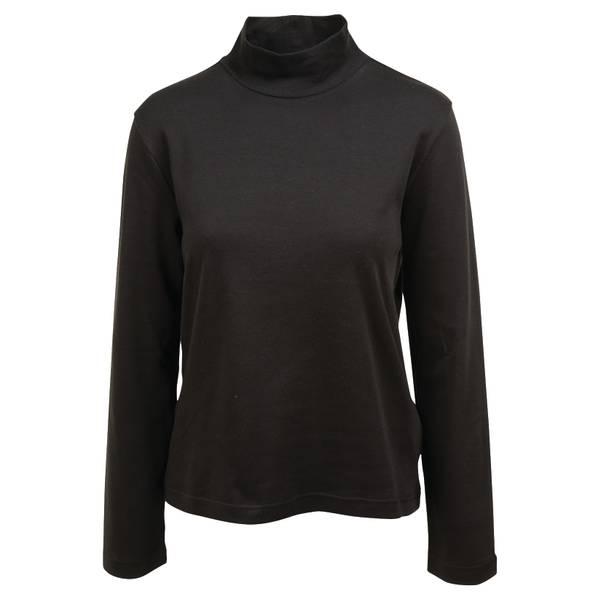Pixie Long Sleeve Mock Shirt