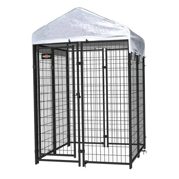 Dog Kennel with Cover