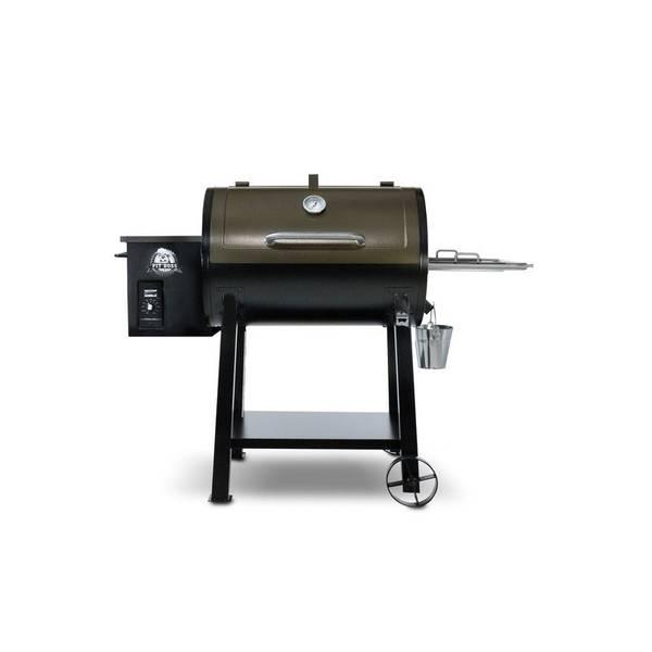 440 Deluxe Pellet Grill