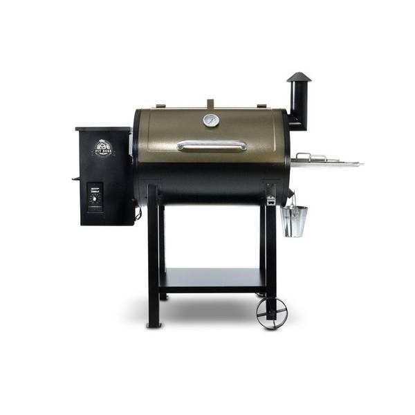 Pit Boss 820 Deluxe Pellet Grill