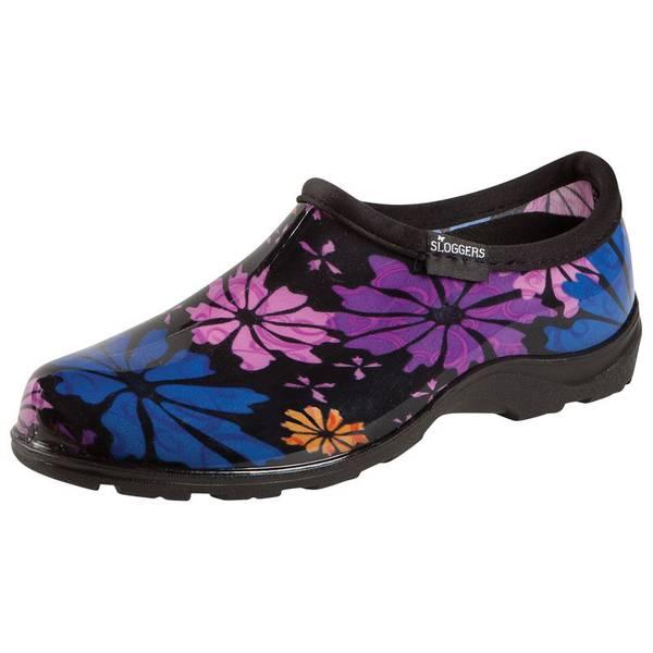 Women's Flower Power Waterproof Comfort Shoes