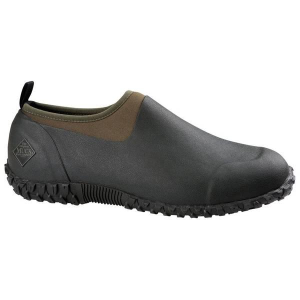 Men's Muckster Waterproof Rubber Pull On Shoe