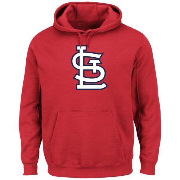 St. Louis Cardinals Tek Patch Hoodie