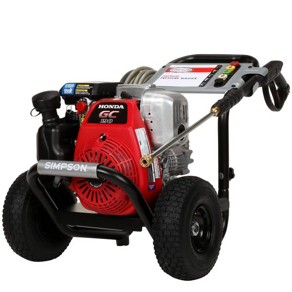 MegaShot 3100 PSI 2.5 GPM Gas Pressure Washer