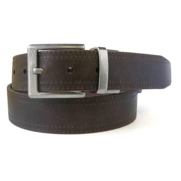 Men's Crazy Horse Reversible Belt