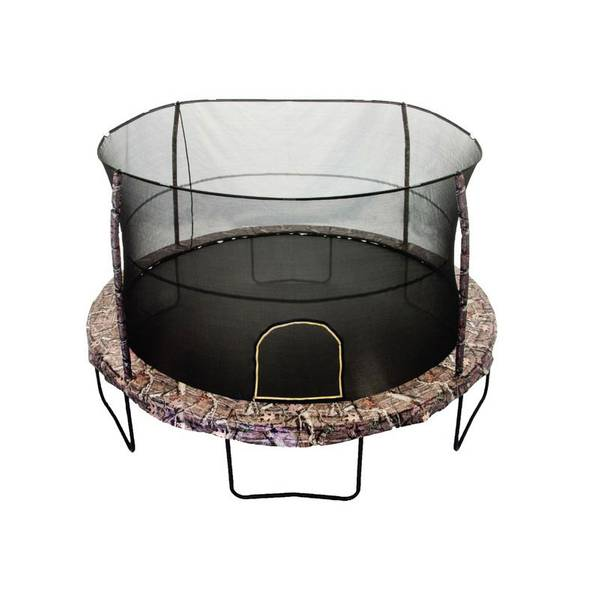 Jumpking 14 Ft Mossy Oak Trampoline