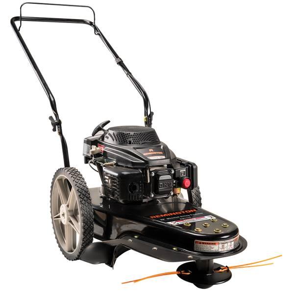 Trimmer Lawn Mower