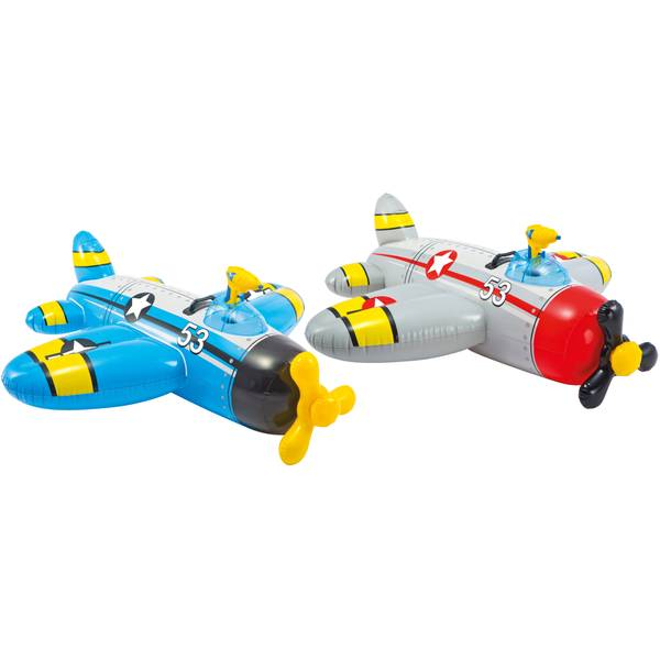 Water Gun Plane Ride-On Assortment