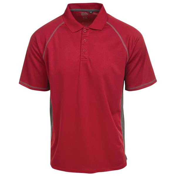 Men's Quick Dry Short Sleeve Polo Shirt
