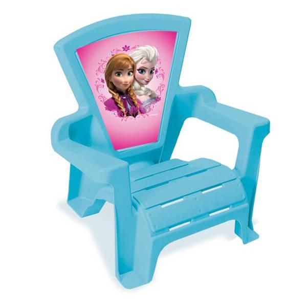 Frozen Adirondack Chair