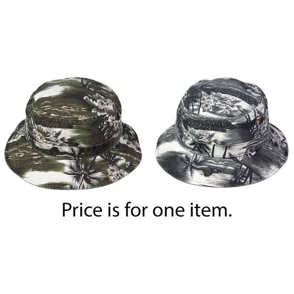 Men's Snapshot Tropical Bucket Hat Assortment