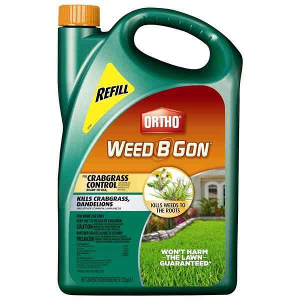 Weed-B-Gon Plus Crabgrass Control