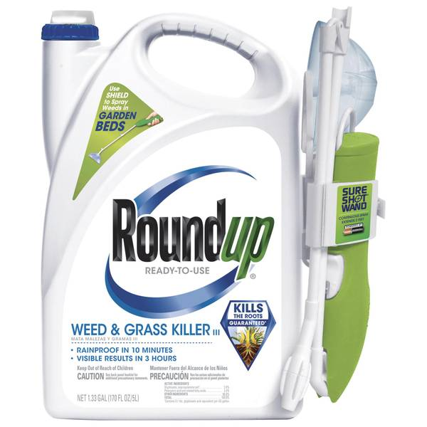 Weed & Grass Killer with Sure Shot Wand