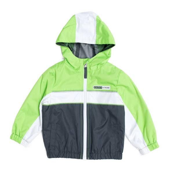Boy's Charcoal Lightweight Active Jacket