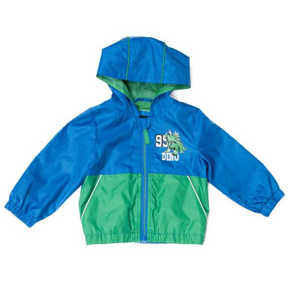 Infant Boy's Royal Colorblock Jacket
