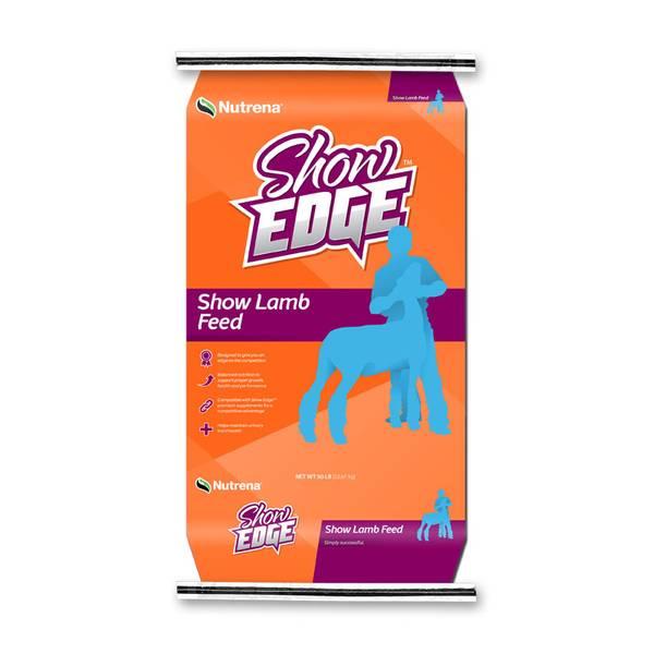 Show Edge Show Lamb Feed