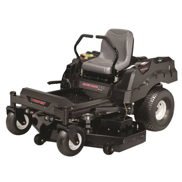 "Mustang XP 60"" F 25 HP Briggs & Stratton ZTR Zero Turn Lawn Mower"