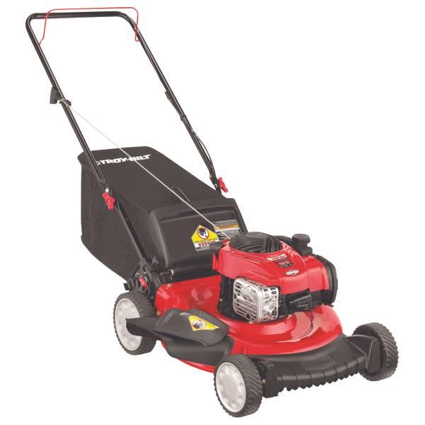140 cc Gas Push Lawn Mower