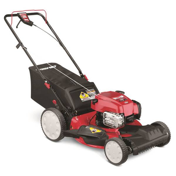 "21"" 163cc 3-in-1 Front Wheel Drive Self-Propelled Lawn Mower"