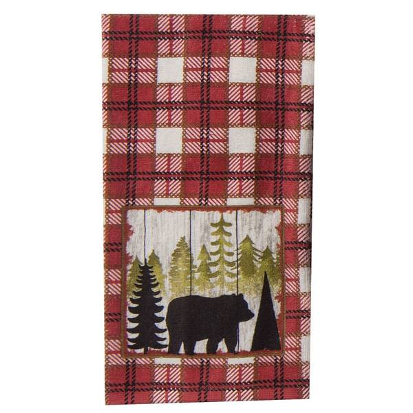 Kay dee designs bear terry towel at blain 39 s farm fleet Kay dee designs kitchen towels