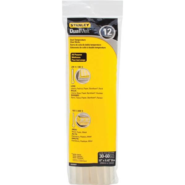 """DualMelt"" Dual Temperature Glue Sticks"