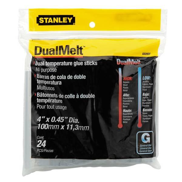 """DualMelt"" All-Purpose Dual Temperature Glue Sticks"