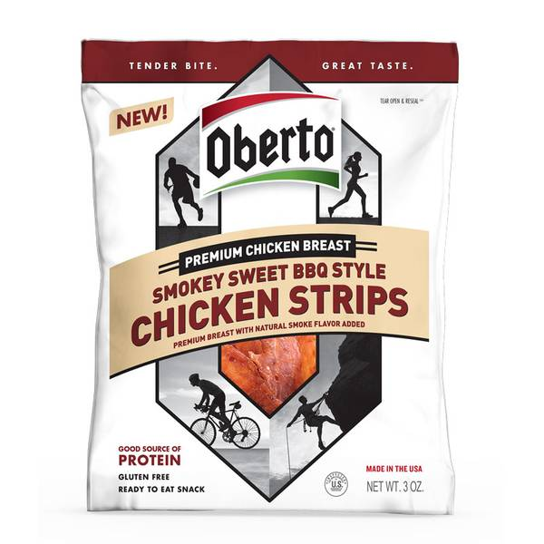 BBQ Chicken Strips