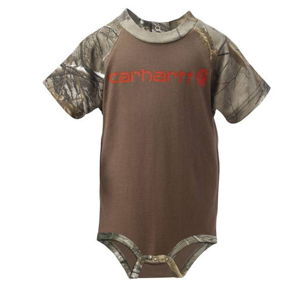 Baby Boy's Realtree Camouflage Bodysuit