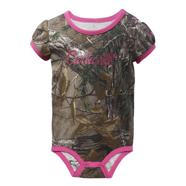 Baby Girl's Realtree Xtra Bodyshirt