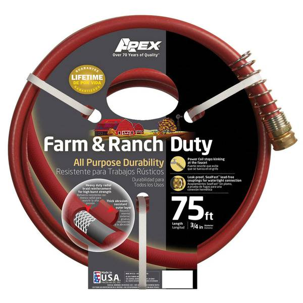 Farm and Ranch Hose