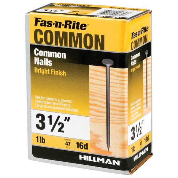 Fas-n-Tite Common Nails