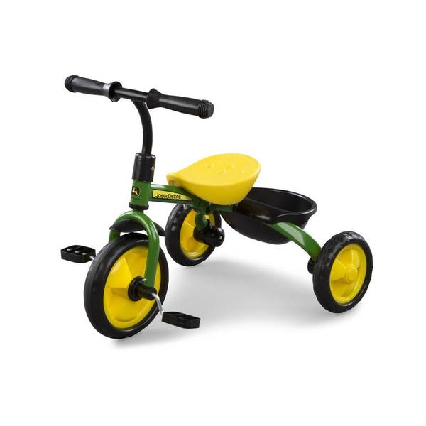 John Deere Steel Trike