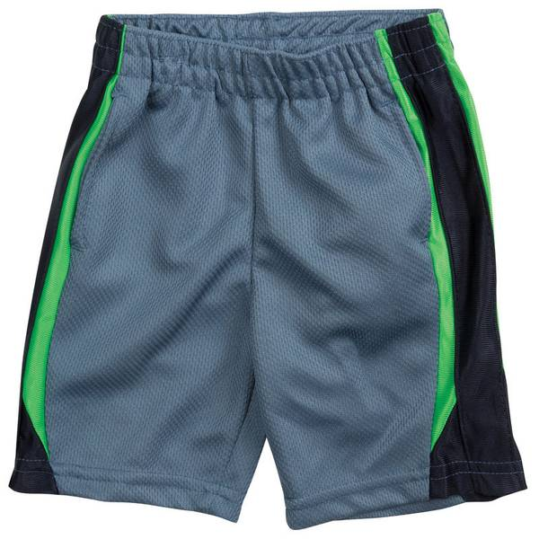 Infant Boy's Blue Active Mesh Shorts