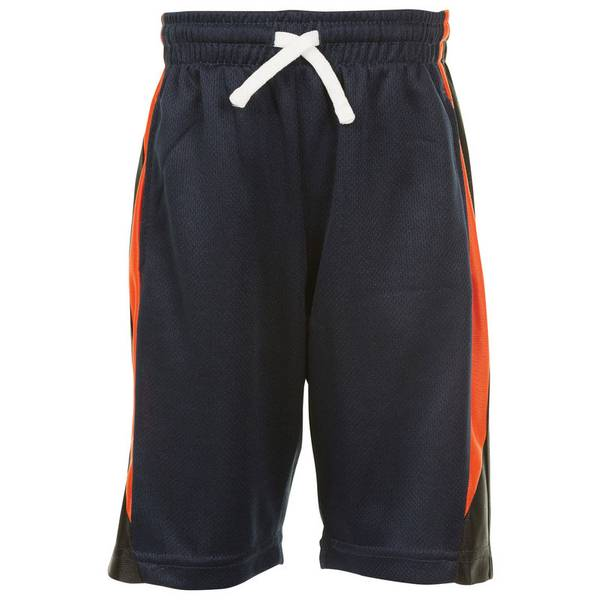 Infant Boy's Navy Active Mesh Shorts